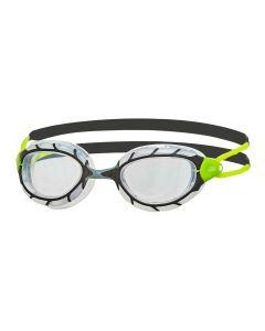 PREDATOR Goggle - Regular Profile Fit - BKGNCLRL